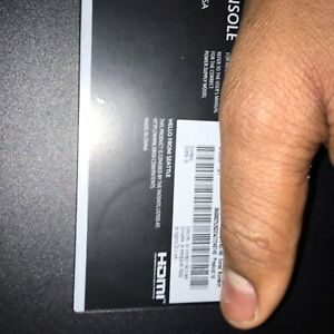 xbox one console used