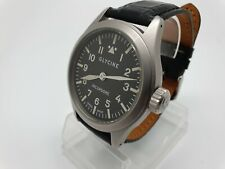 GLYCINE INCURSORE PILOT MANUAL WINDING MENS´S WATCH Ref. 3762 / XXL 42 mm.