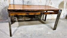 Custom, Handmade, Industrial Rustic Coffee Table