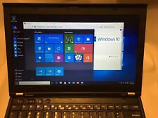 Lenovo Laptop Thinkpad X230 i5 256GB SSD 1TB HDD 16GB IPS Screen Genuine Win10