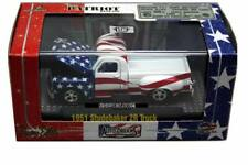 M2 Machines AUTO-DREAMS 1951 1951 Studebaker 2R Truck Patriot Release PO1 11-03