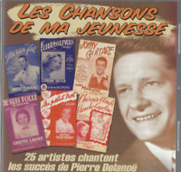 CD All Songs de Ma Jeunesse 3119
