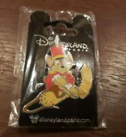 Disney DLP Disneyland Paris Dumbo Timothy Mouse Peanut Pin NEW
