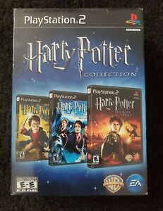 Harry Potter Collection Sony PlayStation 2 PS2 Video Game - Brand New Sealed NIB