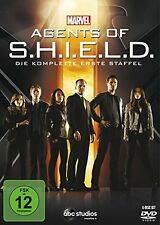 6 DVD-Box ° Agents of S.H.I.E.L.D. ° Staffel 1 ° NEU & OVP ° [Shield]