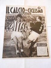 IL CALCIO e il CICLISMO ILLUSTRATO n.08 del 24 - 02 - 1963