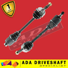 2 x New CV Joint Drive Shaft for Mazda 3 BK Series2 2.3L Automatic 05-06 (Pair)