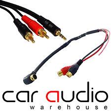 Audi A6 98-2004 auto estéreo MP3 iPod iPhone AUX in Interfaz Adaptador & Jack Plomo