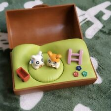 Hamtaro Hamster Music Box USED free shipping with tracking number
