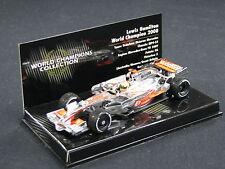 Minichamps McLaren Mercedes MP4/23 2008 1:43 #22 Lewis Hamilton (GBR) WC (JS)