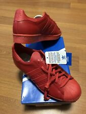 ADIDAS ORIGINALS Superstar 80s Leather Sneakers Shoes US9