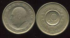NORVEGE 10 kroner 1984