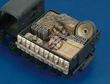 Royal Model 1/35 Steyr Raupenschlepper Ost (RSO) Cargo Tractor Stowage WWII 275