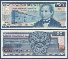 México/México 50 pesos 27.1.1981 UNC p.73