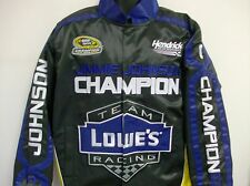 Jimmie Johnson 2013 Sprint Cup Champion Chase Jacket Size Large Free Ship #48