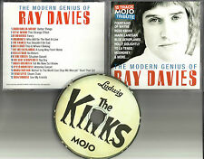 Kinks RAY DAVIES Tribute CD FOUNTAINS OF WAYNE Mudhoney MARK LANEGAN Yo La tengo
