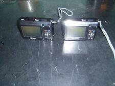 Lot of 2 Olympus FE-25 10.0 MP Digital Camera