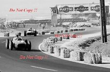 Phil Hill Ferrari Dino 246 Moroccan Grand Prix 1958 Photograph 1