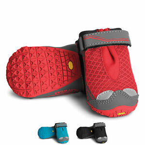 Ruffwear Grip Trex V2 Dog Boots - Pair of Two Boots - All Varieties