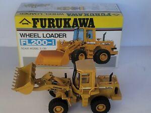 1:50 Scale Furukawa FL200-1 Wheel Loader Model