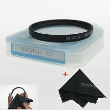 58mm UV Ultra-Violet Filter Lens Protector For Canon Nikon Sony Olympus Pentax 8