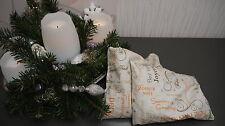 Kirschkernkissen Wärmekissen  Körnerkissen Weihnachten  ca. 17 x 21 cm NEU