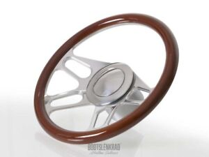 Premium Boat Steering Wheel Centum For Maxum With Teleflex Ultraflex Steering