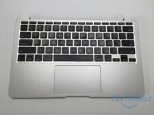 """Apple 2011 MacBook Air 11"""" 1.6GHz I5 2GB MC968LL/A + Liquid DMG Sold As Is"""