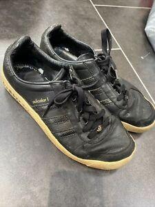 Adidas Originals Adicolor 1 Low Black Snakeskin Trim UK11 US11.5 Rare