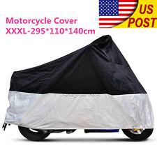 XXXL Motorcycle Cover For Honda Goldwing 1100 1200 1500 1800 Waterproof