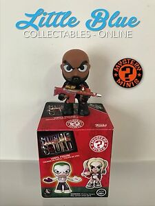 * DC Suicide Squad * Funko Mystery Minis * Deadshot Unmasked *