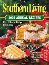 Southern Living Annual Recipes 2002 (2003, Hardcover)