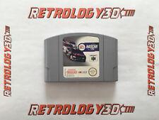 Nascar 99 > Nintendo 64 (N64) > En Loose > PAL FR