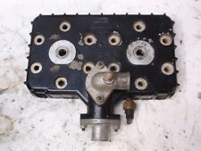 1993 Ski Doo Mach 1 670 Rotax Twin Snowmobile Engine Stock Cylinder Head