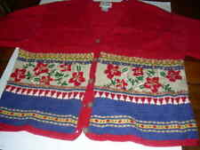 SUSAN BRISTOL CASUALS SWEATER SIZE LARGE