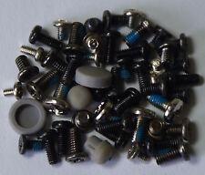 Screws Schrauben und Kleinteile aus Notebook Gericom HPA NB CEL 400