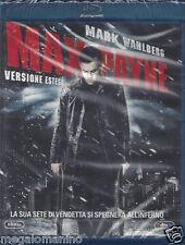 Blu-ray **MAX PAYNE** con Mark Wahlberg Versione Estesa nuovo sigillato 2008