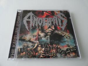 """Amorphis """" The karelian isthmus """" CD 1992 Relapse USA"""