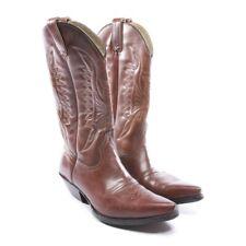 MEXICANA Cowboy Boots Gr. D 43 Braun Damen Schuhe Shoes Stiefel Chaussures