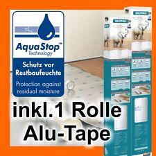 Selit SELITPRO AquaStop 2 mm Trittschalldämmung 8,5 m² Rolle Laminat Parkett