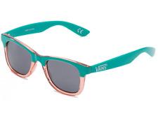 Occhiali da sole Vans Janelle Hipster Sunglasses verde bordo inferiore dorato