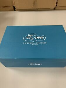 SPERRY: TOP-SIDER BOAT SHOE (SIZE 10)