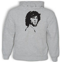 Jim Morrison - Mens Music Hoodie - The Doors