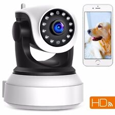 New Wireless Wi-Fi Security Camera 720p HD IP Network Day Night Vision CamHi APP