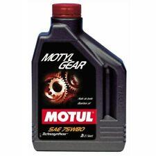 Motul MOTYLGEAR 75W-80 2 L Lubrifiant Synthétique