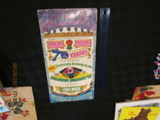 HTF tall pb SESAME STREET PRESENTS THE AMAZING MUMFORD with Grover 1972 Muppets