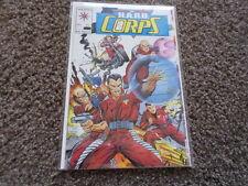 H.A.R.D. Corps #1 (1992 Series) Valiant Comics NM