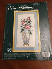 JCA Elsa Williams ASIAN SPLENDOR  Counted Cross Stitch Kit