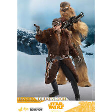 Hot Toys Star Wars Han Solo Deluxe Sixth Scale Figure NEW