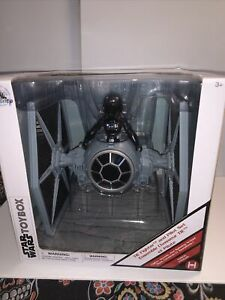Disney Star Wars Toybox TIE Fighter & Pilot Set 5-Inch Playset [2019] New🐢🐢🐢